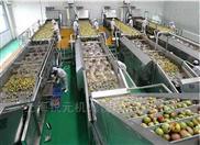 濃縮果汁飲料生產線設備