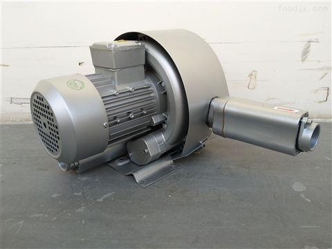 5.5KW双叶轮高压风机