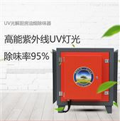 UV光氧净化设备净化除味双重功效
