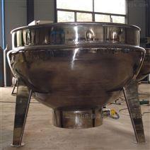 不锈钢芋圆高温熬制夹层锅