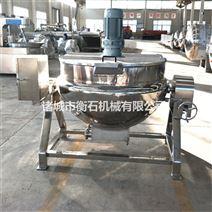 夹层锅用途 蒸汽锅特性 卤煮锅加热方式