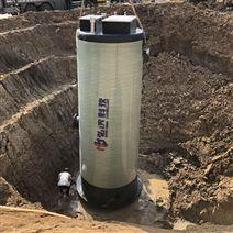 江西一體化雨水泵站供應廠家無人值守泵站