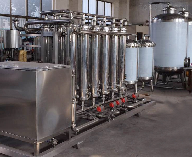 多功能矿泉水水处理设备