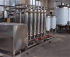 ZKCL-10矿泉水水处理设备介绍