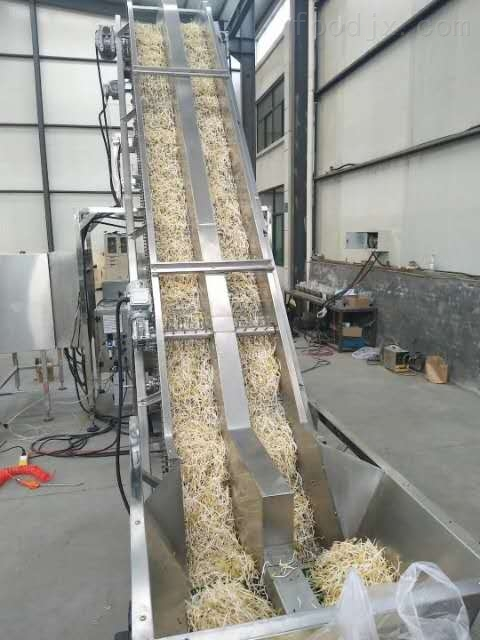 豆芽自动称重机
