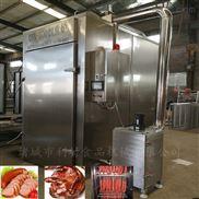 全套红肠加工设备 绞肉机 斩拌机灌肠机 烟熏炉真空包装机设备