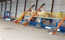 FS免拆复合保温板生产过程