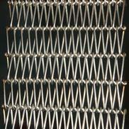 半干面烘箱不锈钢输送带,直轴型网带