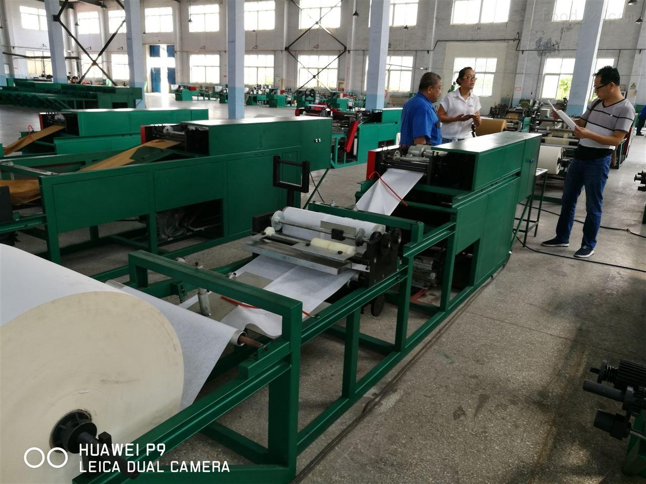 葡萄果袋机 制作葡萄袋的机器厂家