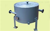 蘇州萬益宏定制不可拆式碳鋼螺旋板換熱器