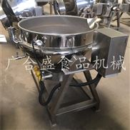 不锈钢立式夹层锅 牛羊肉蒸煮设备
