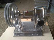 高粘度电动齿轮泵
