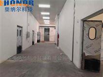 新疆肉類食品廠專用自由防撞門