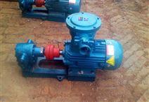 2CG18/0.36大流量高温齿轮泵,高温油泵厂家