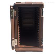 商用120食品保温箱 8层份盘箱