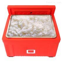 商用 40L不锈钢米饭保温箱 食品保温周转箱
