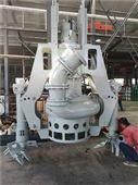 挖掘机带动液压抽沙泵 清淤泥沙泵