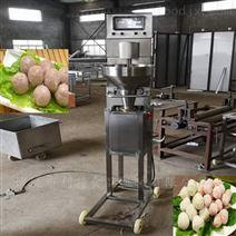 利特专业制造食品肉丸成型机,商用丸子设备