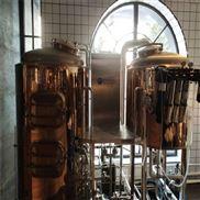 北京500升酒吧啤酒设备 精酿啤酒.设备