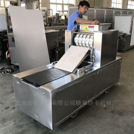 HQ-TSJ400/600粗粮桃酥成型机 半自动酥性盘子饼干机