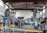 谷物全自动包装机 生产线自动化包装码垛机