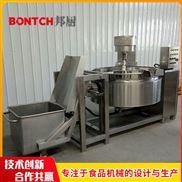 中央厨房-商用自动化设备-食堂行星搅拌炒锅