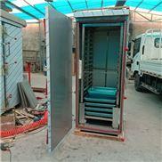 XLY-36单门单控蒸汽馒头蒸箱生产 阜阳大型食品蒸车电气两用全自动