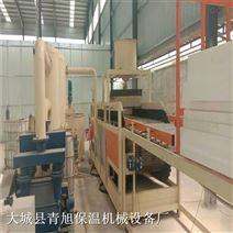 硅质聚苯板设备产板行程