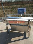 皮带式海产品牡蛎高精度检测称重量分选机