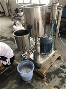GLC2000聚丙烯酰胺粉液分散混合机