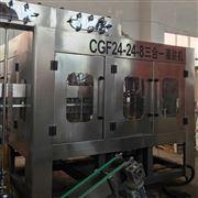 CGF24-24-8全自动瓶装苏打水灌装生产线