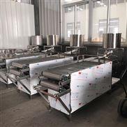 数控豆腐皮机生产设备 盛隆自动豆腐皮机好操作