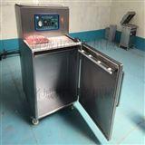 500/2L食品级活性炭高效立柜式真空包装机