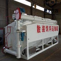 運輸15噸飼料的散裝罐車性能可靠