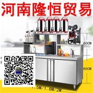奶茶店設備價格知乎_奶茶飲料設備_奶茶店一年能賺