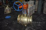 供应YQ41F-40T禁油氧气铜球阀