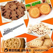 饼干生产流水线 酥韧性饼干成型设备