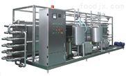 500-5000L/H列管式杀菌机