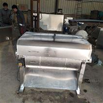 全自動豬皮清洗機不銹鋼滾筒去油脂清洗設備