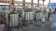 小型果汁飲料生產線 小型飲料加工設備