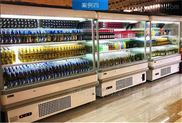 驻马店市超市风幕柜超市冷藏展示柜定做厂家