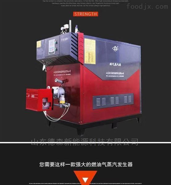不锈钢免检生物质蒸汽发生器