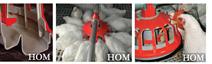 HOM盘式种鸡喂料系统