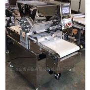 雙料斗曲奇餅干擠料機 上海休閑糕點機械