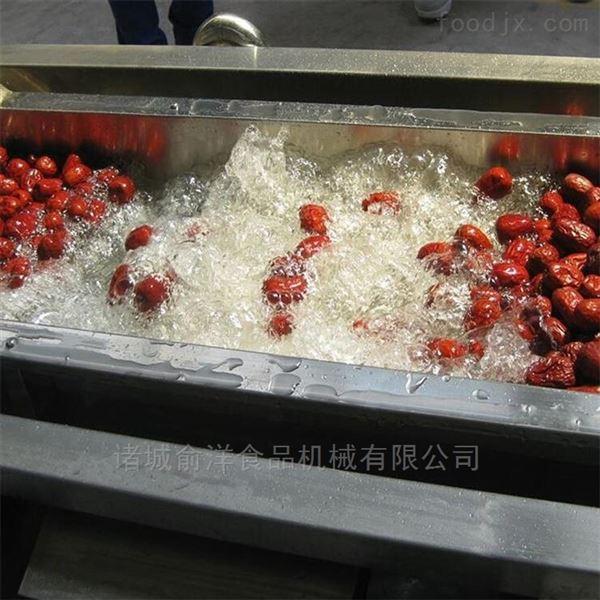 全自动优质不锈钢打造小生菜气泡清洗机