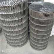食品乙型网带不锈钢弹簧钢丝编织输送带