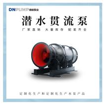 高效優化潛水貫流泵性能參數