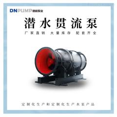 QWG双向排水卧式贯流泵