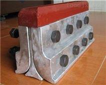质量好的斗提机提升带铝合金接头夹具报价