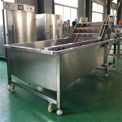 HDQX-3000梨子气泡清洗机